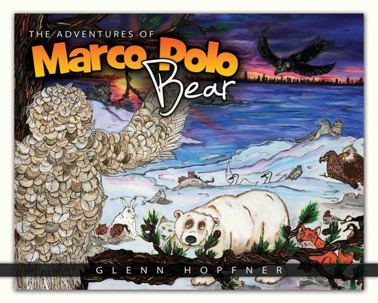 The Adventures of Marco Polo Bear